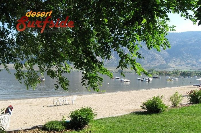 5 Health Benefits of Walking on Sand in Osoyoos Valley, BC | Relaxing Vacation Rentals in BC